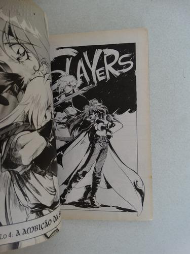 slayers nº 2! panini agosto 2004!
