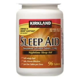 Sleep Aid 96 Tabletas - Unidad a $458
