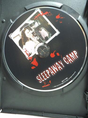 sleepaway camp dvd horror anchor bay