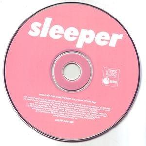 sleeper what do i do now ? cd importado raro original novo