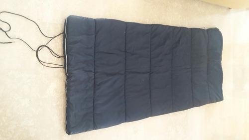 sleeping bag coleman y wenzel saco de dormir