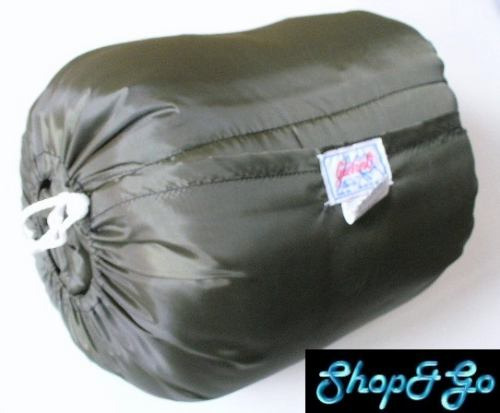 sleeping bag, para climas frios 0°c hecho en méxico