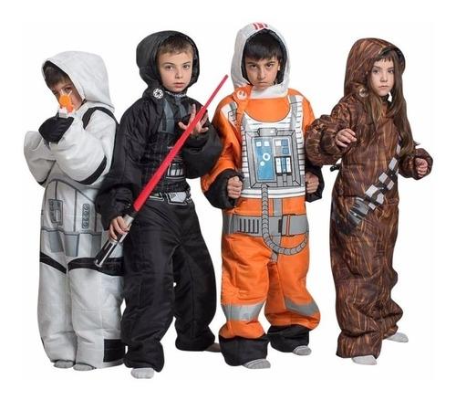 sleeping bag selkbag star wars kids chewbacca