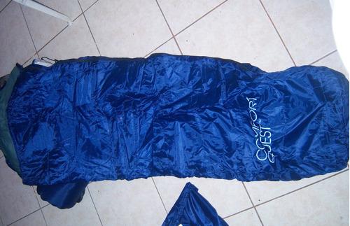 sleeping bolsa dormir bestway camping mummy style side entry