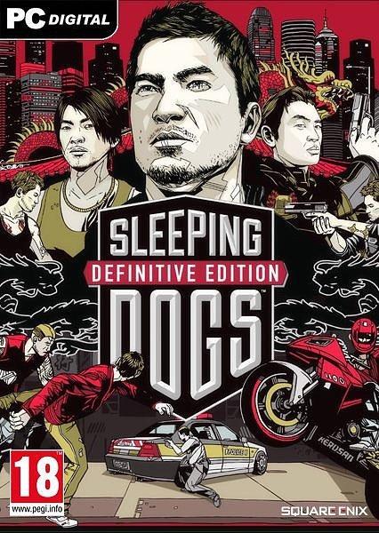 Resultado de imagem para SLEEPING DOGS DEFINITIVE EDITION capa