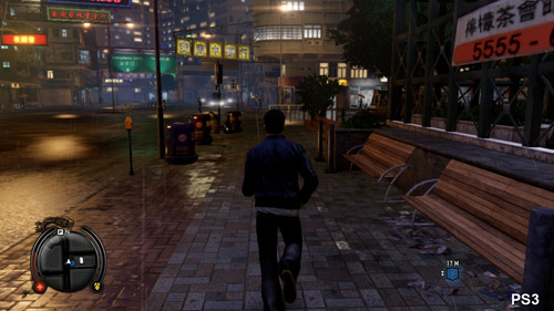 sleeping dogs ps3 psn - midia digital