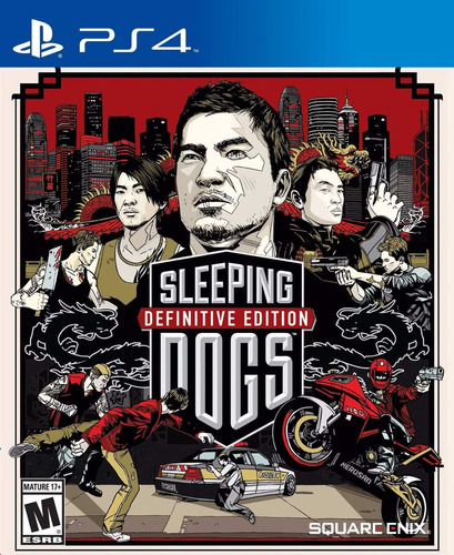 sleeping dogs ps4 definitive edition delivery stock ya