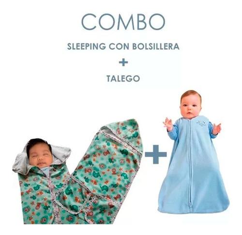 sleeping  mas talego  bebes