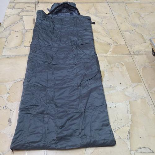 sleeping nacional 8 grados fabricado nylon army negro n5