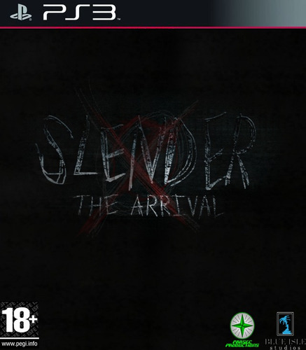 slender the arrival ps3 psn midia digital