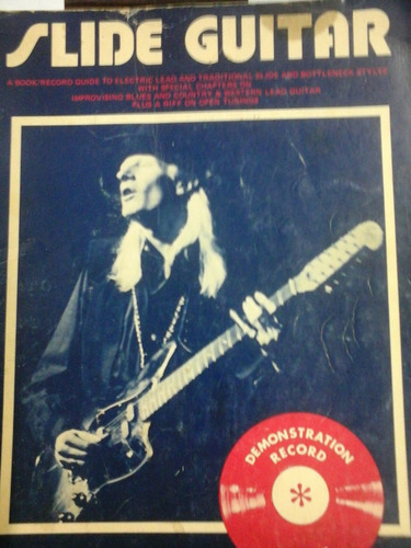 slide guitar (sin disco) - guitarra electrica - cancionero