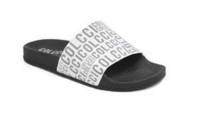 8d524741d2 Chinelo Slide Colcci Bianca - Calçados