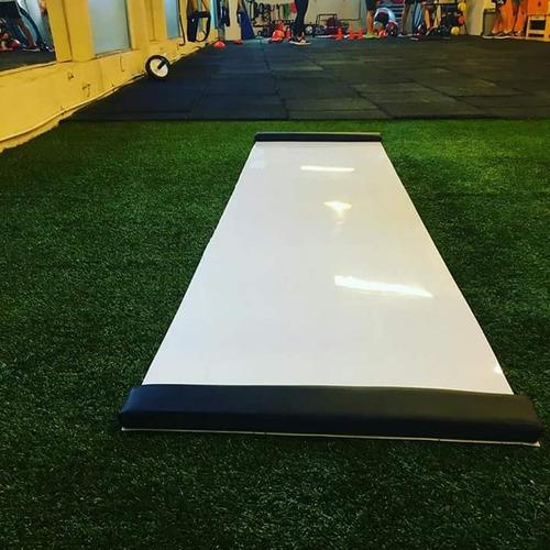 slideboard fitness tabla portátil de entrenamiento
