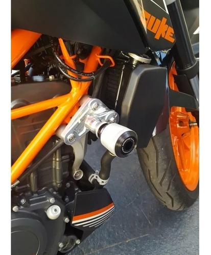 slider dianteiro motor procton racing ktm duke 390