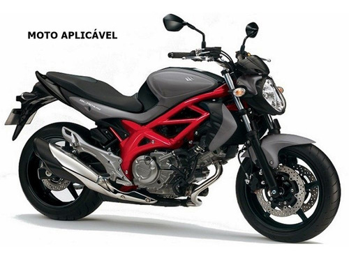 slider dianteiro protetor motor premium racing suzuki gladius 650 2013 2014 2015 2016