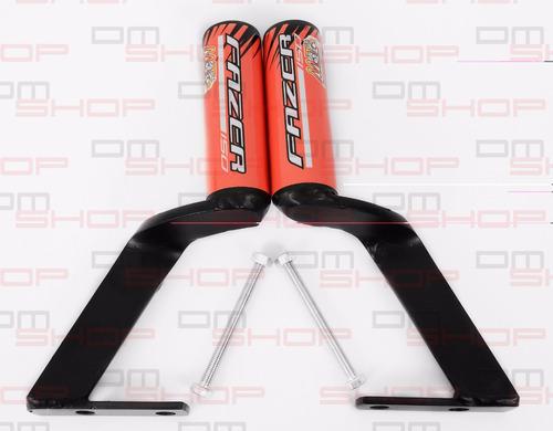 slider esportivo protetor super racing laranja