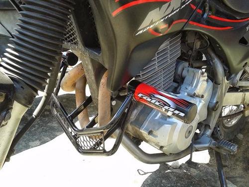 slider falcon protetor motor mata cachorro