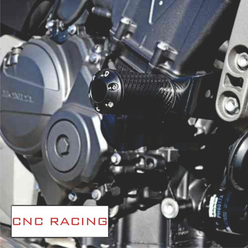 slider hornet carbon cylinder - cnc racing - frete grátis