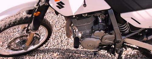 slider jabones motor suzuki dr 650