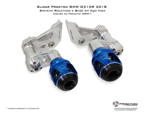 slider motor f1 procton racing nova bmw g310r g 310 r g310