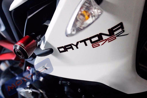 slider motor procton racing triumph daytona 675 2013 a 2017