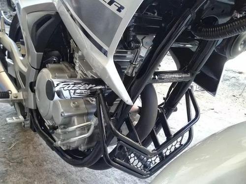 slider motos dianteiro g-color yamaha fazer 250 fazer250