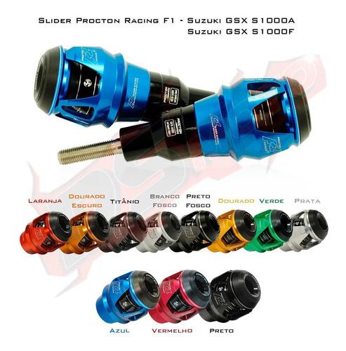 slider procton racing f1 suzuki gsx-s 1000 s1000