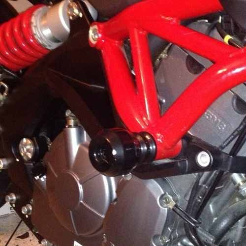 slider  protector chassis benelli rk6