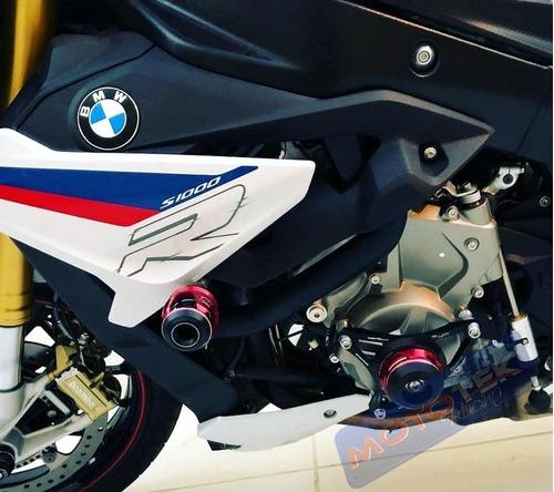 slider protetor motor f1 procton bmw s1000r naked 2017 2018