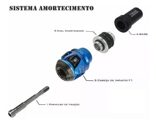 slider protetor motor f1 procton racing honda cb650f cb 650f 2018 2019 2020