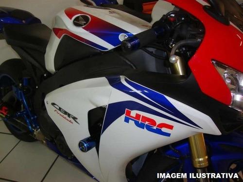 slider protetor motor procton honda cbr1000rr 2008 a 2011