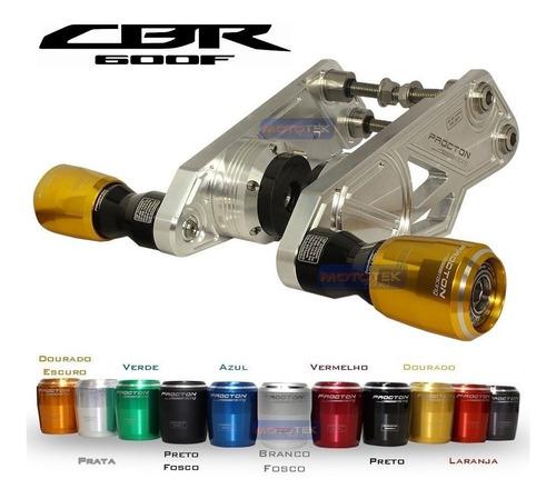 slider protetor motor procton racing honda cbr600f cbr 600f