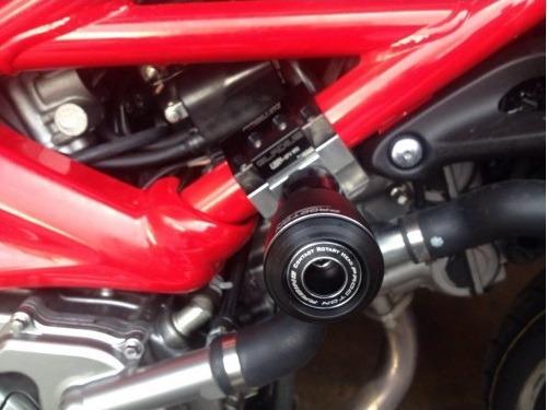 slider protetor motor procton racing suzuki gladius 650