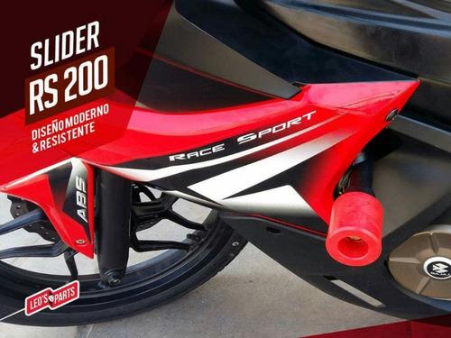 slider r15 ns cbr250 rs200 cb190 gixxer