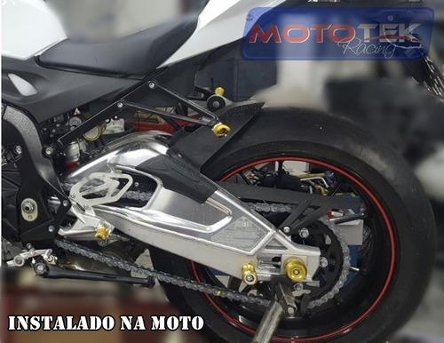 slider traseiro balança premium racing bmw s1000rr s1000 rr