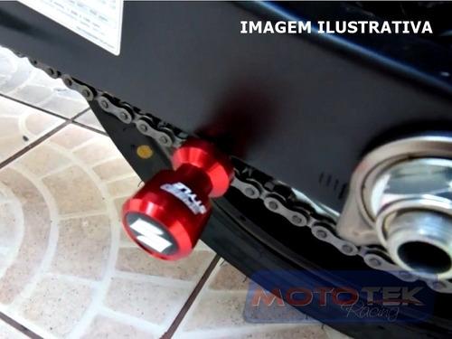 slider traseiro balança speed style kawasaki z400 z650 z800
