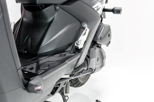 slider yamaha bws 125 fi delantero + trasero (2 slider)