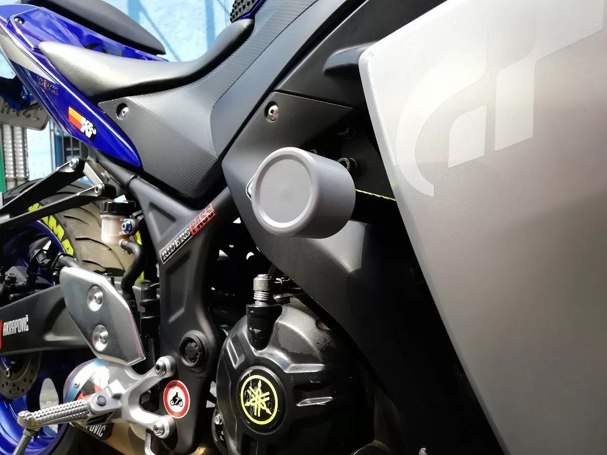 Sliders R3 Mt 03 Yamaha Deslizadores Protector Motor 99900 En Cargando Zoom