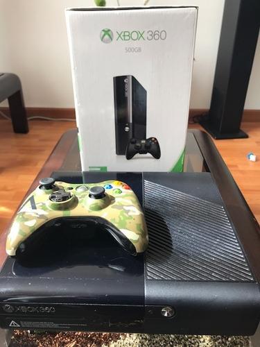 slim 500 juego xbox 360