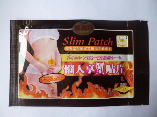 slim patch - parche para perder peso - adelgazante natural