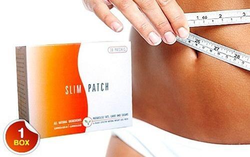 slim patch, parches adelgazantes para 150 días, el original