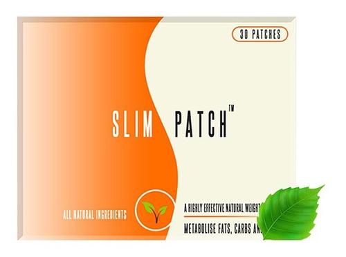 slim patch, parches adelgazantes para 30 días, el original