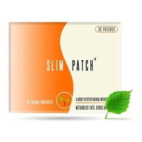 Slim Patch Parches Para Adelgaza S/rebote 30 Unidades P/pack