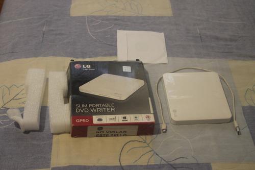Slim Portable Dvd Writer Gp50 600 00 En Mercado Libre