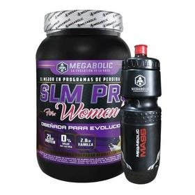 Slim Pro + Caramañola Proteína Adelgazante