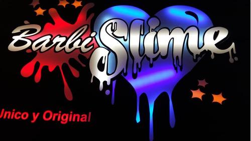 slime barbislime unico y original *somos tendencia* 200 gr