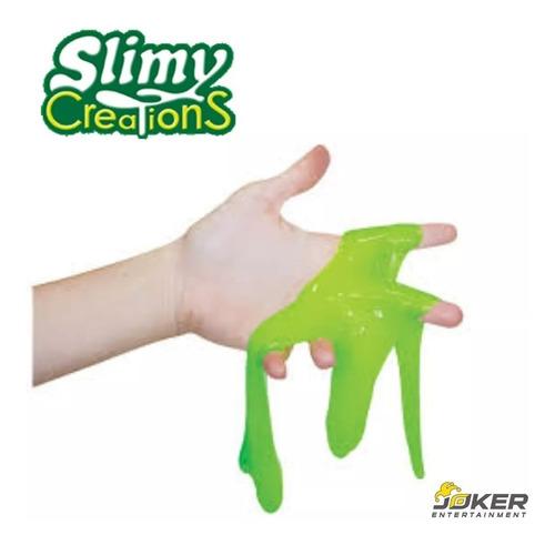 slime crea tu propio slimy hacelo vos mismo original