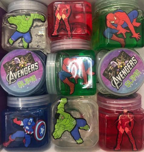 slime de avengers $3