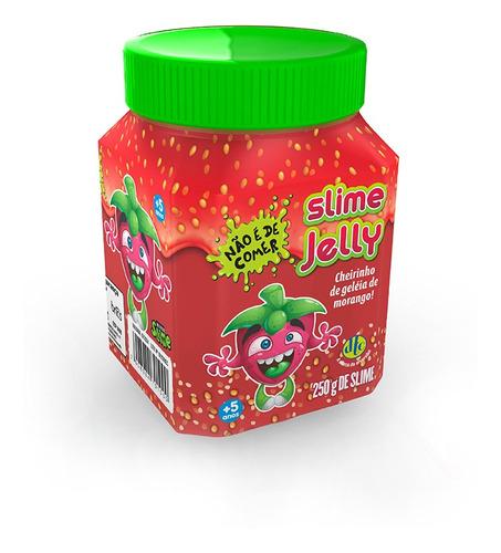 slime geleca gelatinosa jelly dtc