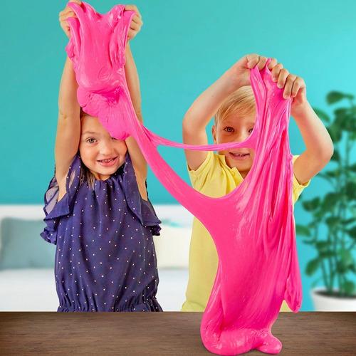 slime masa neon infantil / ringastore